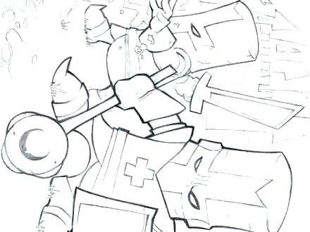 castle crashers coloring pages castle coloring pages free printable ...