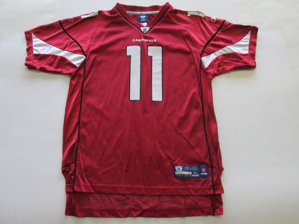 9e9d7b115 NFL Arizona Cardinals Larry Fitzgerald Jersey  11 by Reebok
