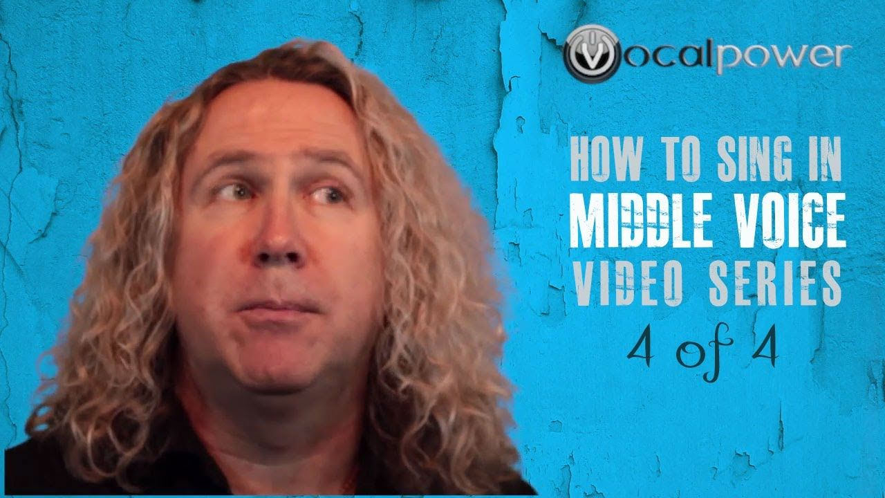 How to sing high notes in mixed voice using arpeggios