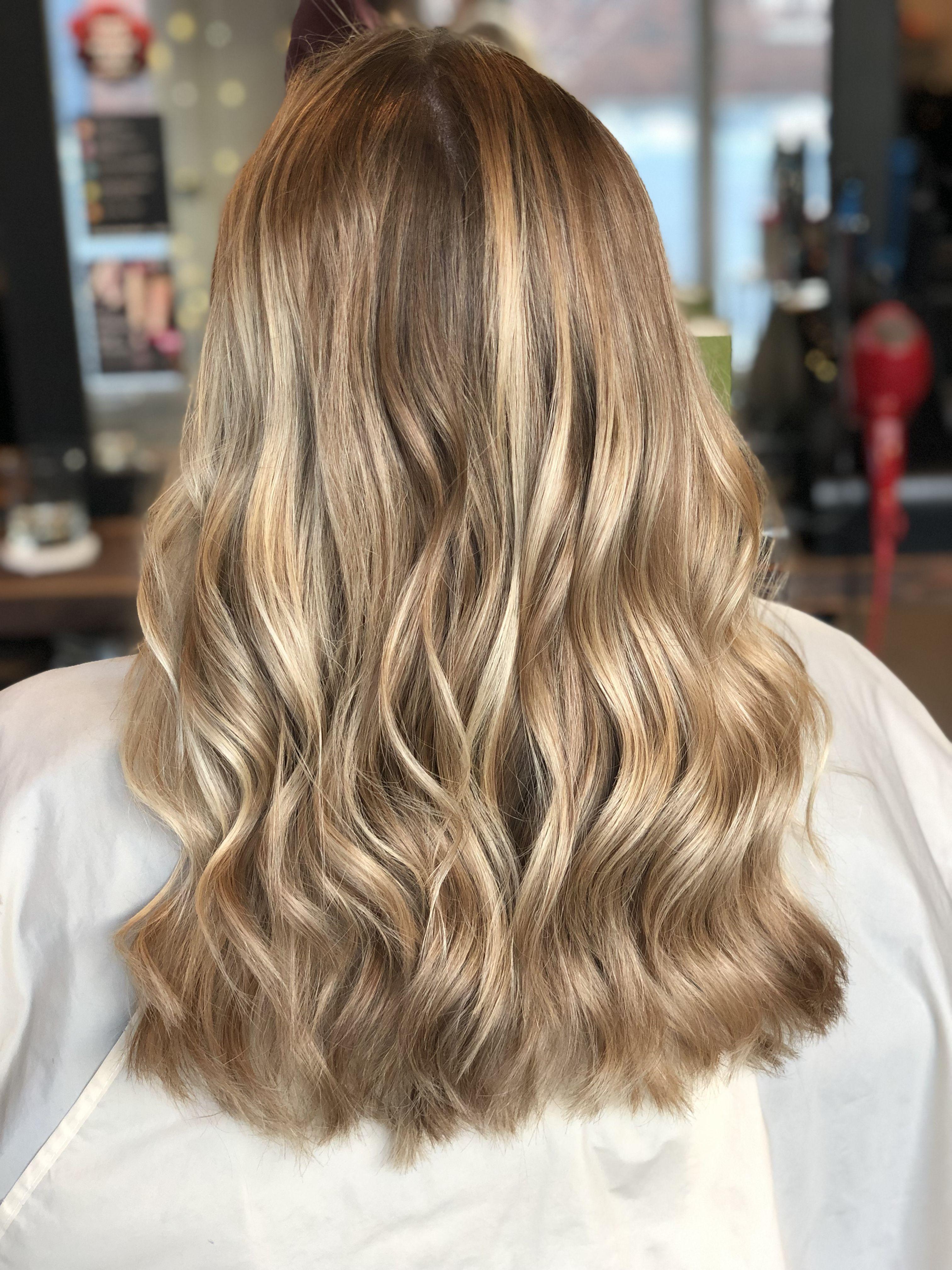 Blonde balayage done by Shelby Liquori Fleur de Lis Salon ...