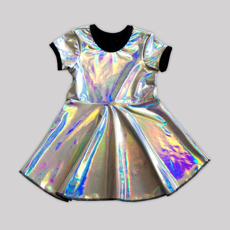 OnePiece Girls Jumpsuit Kids Prismatic Clothing Set