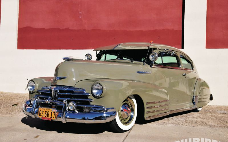 1948 Chevy Fleetline Lowrider Classic Cars Vintage Chevrolet