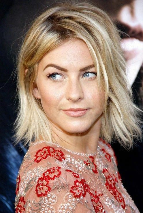 julianne hough bob haircut | Julianne Hough Short Layered Choppy Bob Hairstyle /Getty images #choppybob #choppybobhairstyles #choppybobhaircuts