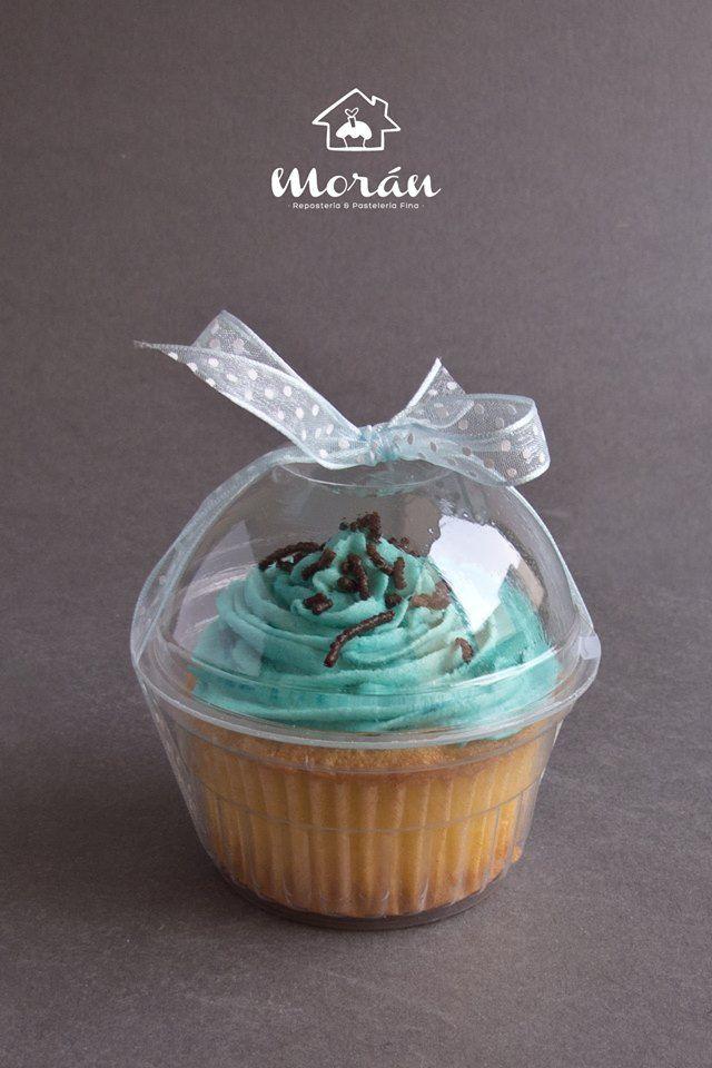 Cupcake en empaque especial