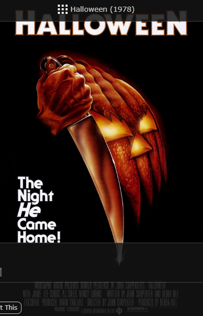 Watch Halloween (1978) Movie Halloween poster, Movie