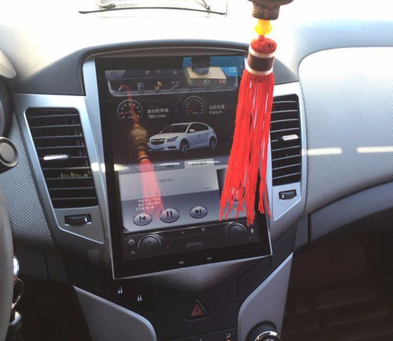 """10.4"""" Vertical Screen Android Navigation Radio for"""