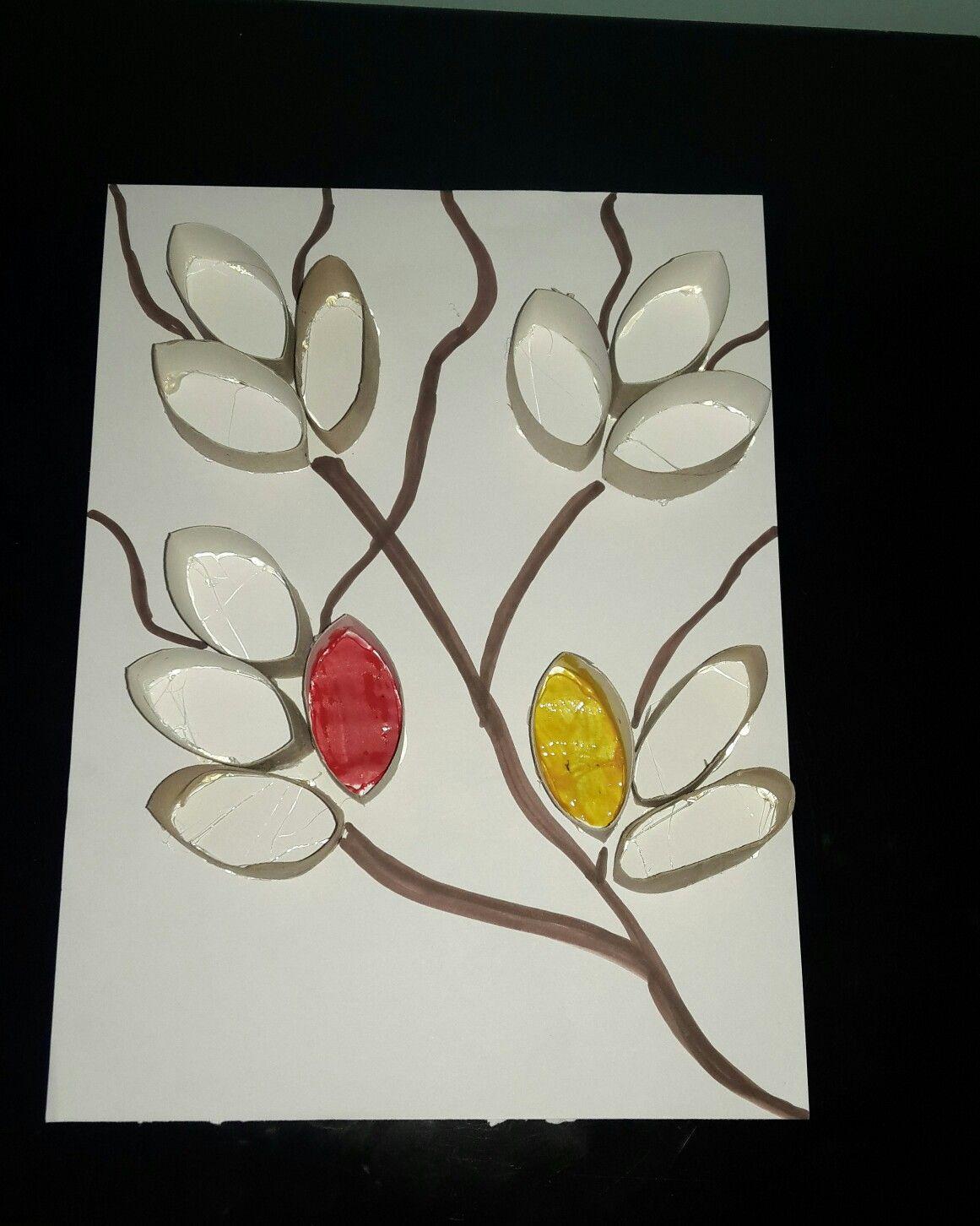 Sınırlı Alan Boyama Etkinliklerimiz Pinterest Rolled Paper Art