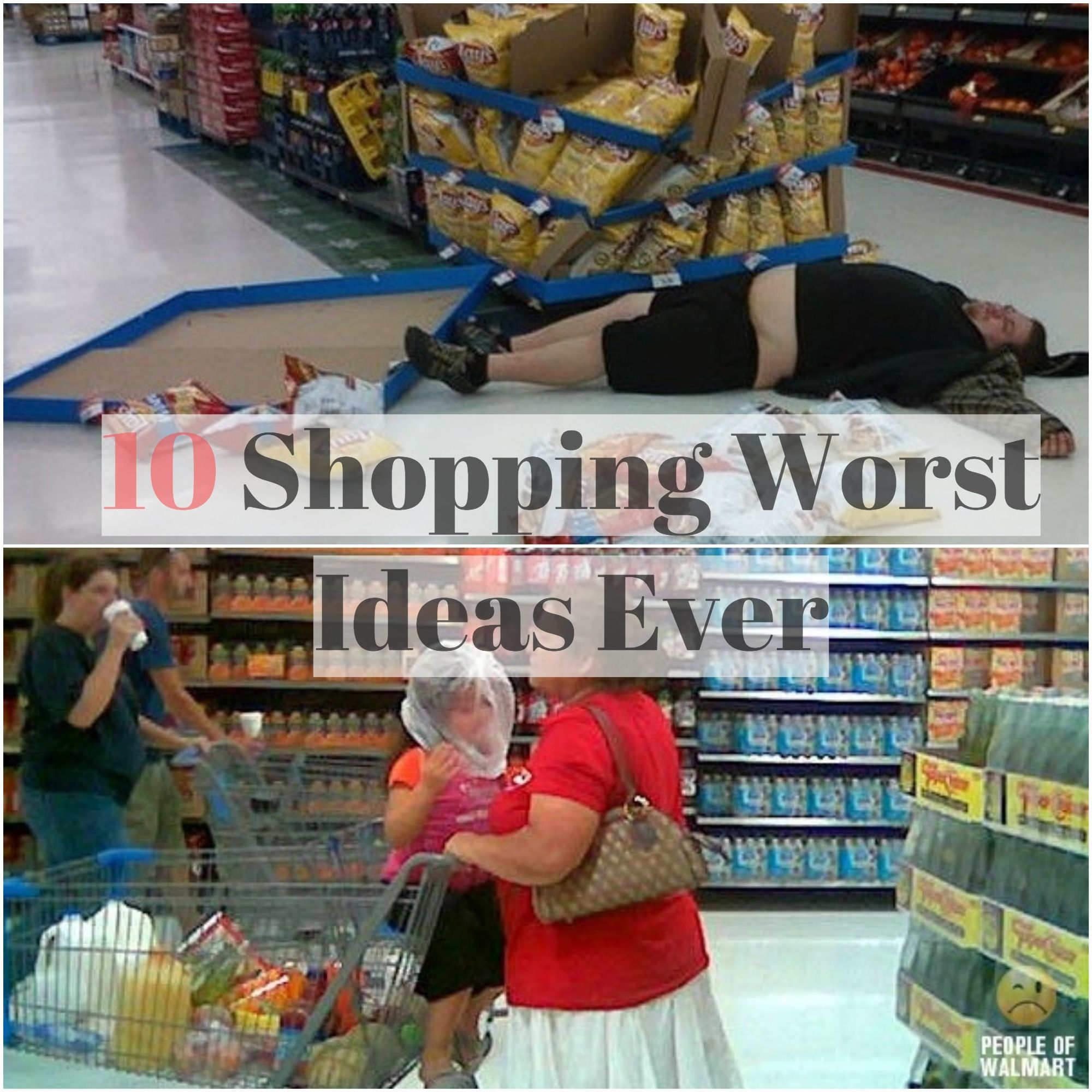 10 Shopping Worst Ideas Ever omg bizzarre weird Wtf