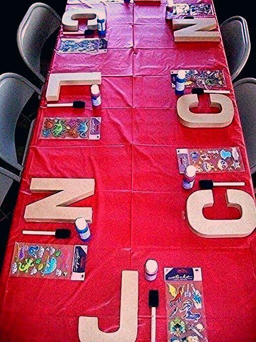 Photo of Geburtstagsfeier Bastelideen für 7-Jährige Kunst und Party Kids Best Crafts On…