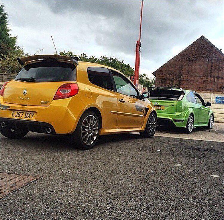 Renault Car Wallpaper: @jackwilliams_1 #Renault #RenaultSport #RS #Clio #Clio182