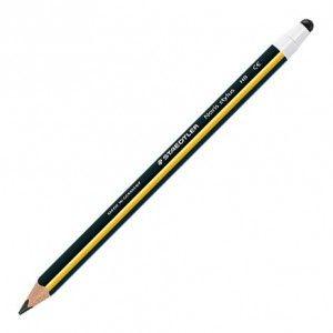 Vuelta al cole, un lápiz para escribir en papel y sobre tableta