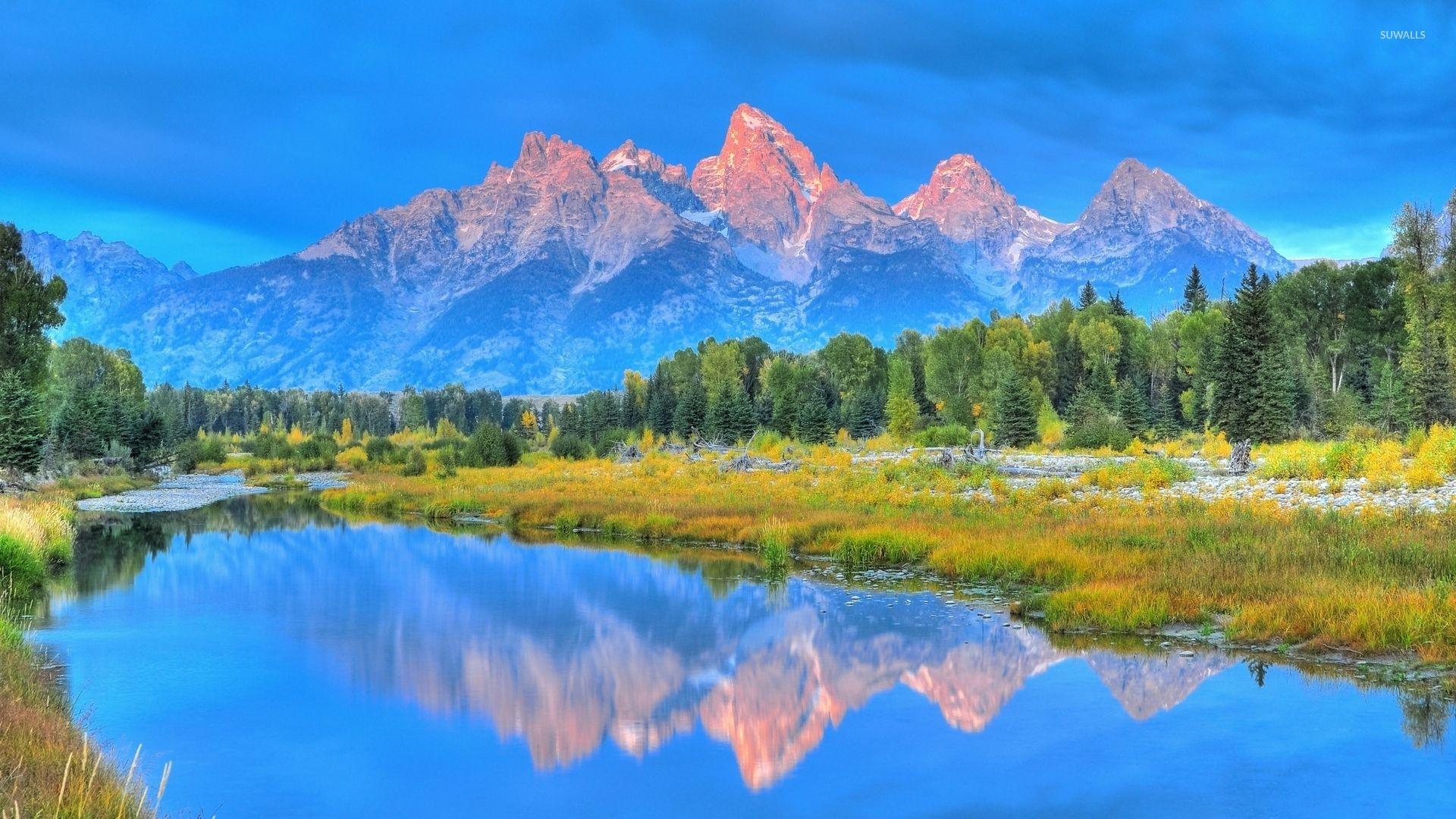 Grand Teton National Park 7 Wallpaper Nature Wallpapers