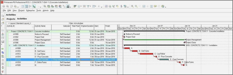 29 2018 Calendar Template Excel Free 45 Monthly Calendar Template