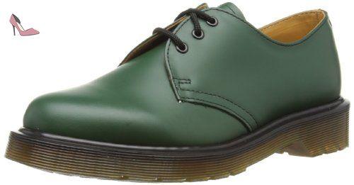 Dr. Martens 1461 Pw, Chaussures de ville mixte adulte - Noir (Black), 40 EU  (6.5 UK) - Chaussures dr martens (*Partner-Link) | Pinterest