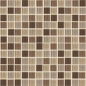 Crème Brûlée Gl Mosaic Wall Tile Home Improvement Canada Online Ping 5 Ft