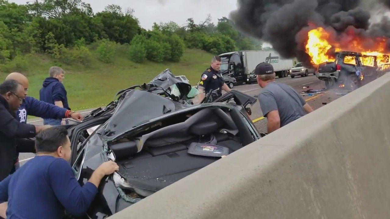 Wrong Way Driver Causes Fatal Crash on Dallas Highway