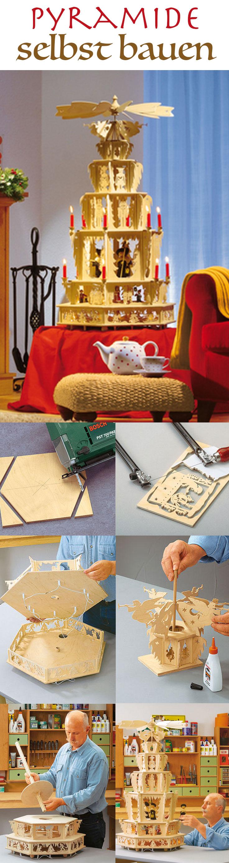 eine weihnachtspyramide aus holz bedeutet viel filigrane arbeit aber es lohnt sich wir zeigen. Black Bedroom Furniture Sets. Home Design Ideas