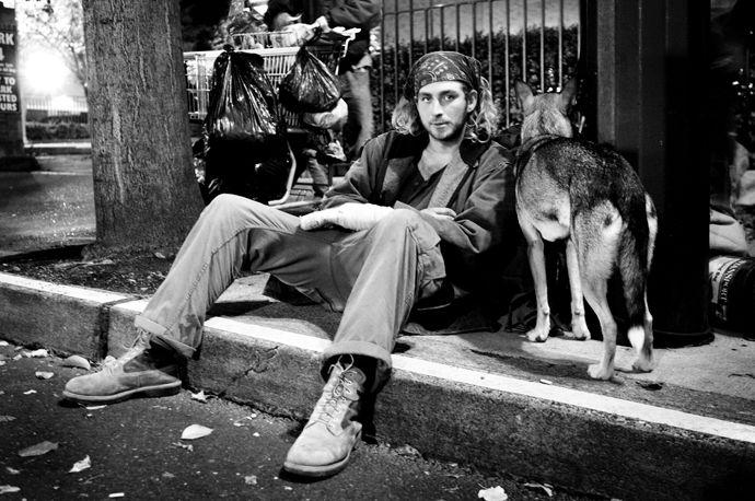 Homeless Portlandia Portland