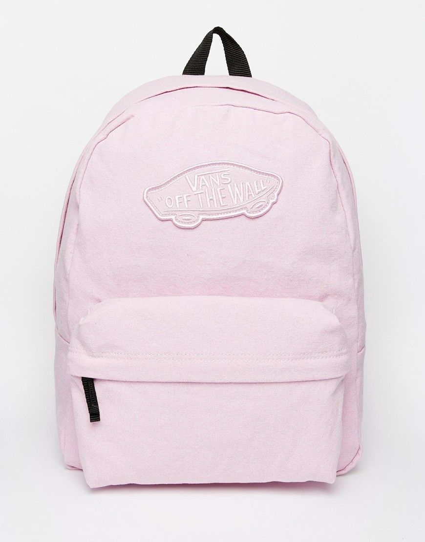 5d933c397eaf55 Vans+Realm+Backpack+in+Pink