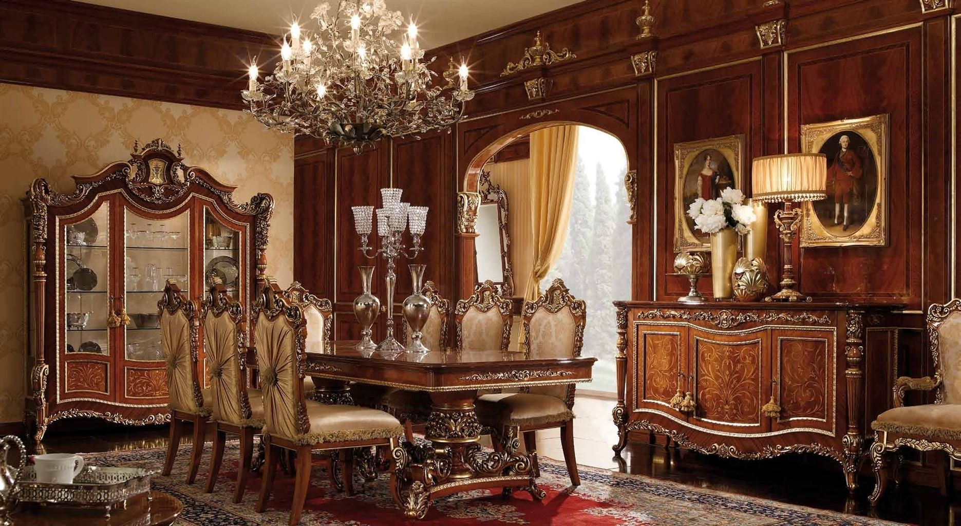 Luxury Dining Room Furniture  Httpfmufpi  Pinterest Prepossessing Luxury Dining Room Furniture Design Inspiration