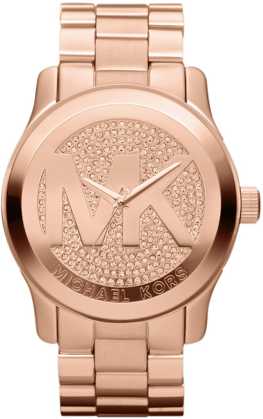 7f68847f479b MK5661 - Authorized michael kors watch dealer - Oversized michael kors  Runway