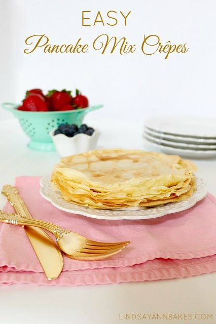 Easy pancake mix crpes classic savory sweet lindsay ann easy pancake mix crpes classic savory sweet lindsay ann bakes ccuart Images