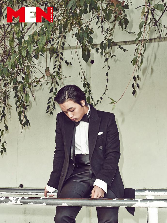 Yeo Jin Goo - GQ Magazine December Issue '13