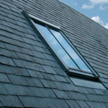 Fenêtre de toit patrimoine Nouvelle Génération Vélux | Fenêtre de toit, Verriere de toit, Velux