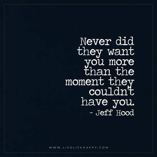 Never Did They Want You More than the Moment Happy life