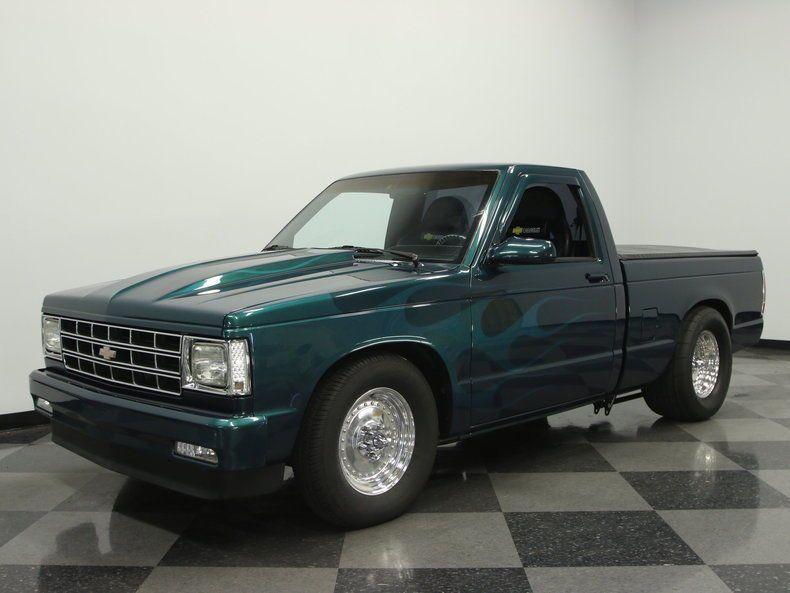 1989 Chevrolet S 10 Custom Pickup Em 2020
