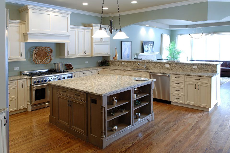 Best Of Flat Panel Kitchen Cabinets