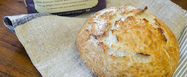 No-knead bread isn't exactly a new concept, but if you haven't tried it, you're missing out. It really doesn't get much easier to make bread and it yields a loaf that will have you wondering why you haven't tried this sooner. Mix the dough. Let it sit overnight (or 10 hours). Rise. Bake. Eat the …