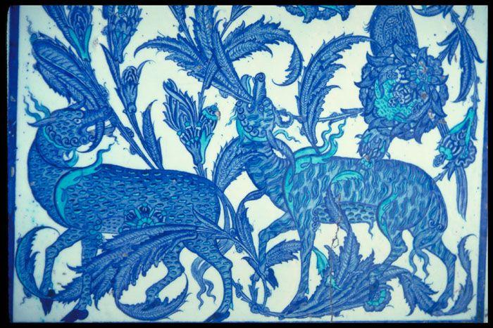title sunnet odasi topkapi sarayi muzesi category turkish tile detail facade detail panel d location