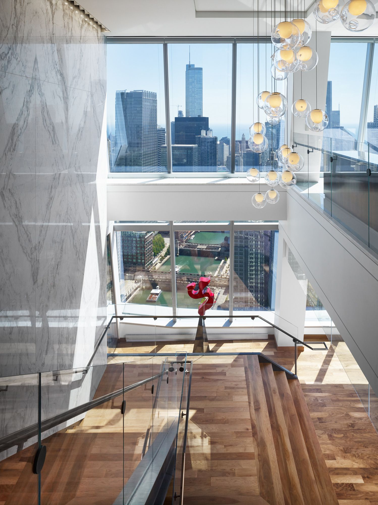 Office Tour Balyasny Asset Management Offices Chicago Asset