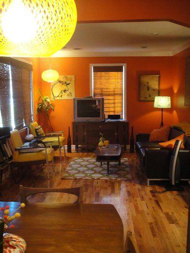 Charming More U002770s Living Room