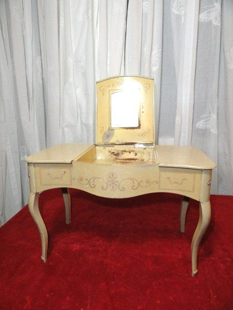 vintage vanity dressing tables with mirrors