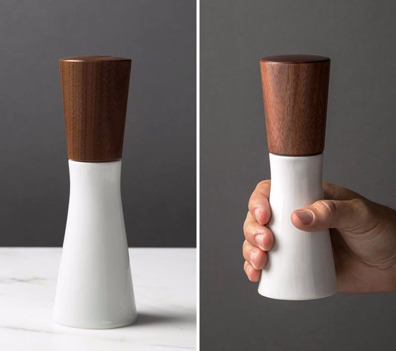 Essential Kitchen Tools Salt And Pepper Mills Design Essential