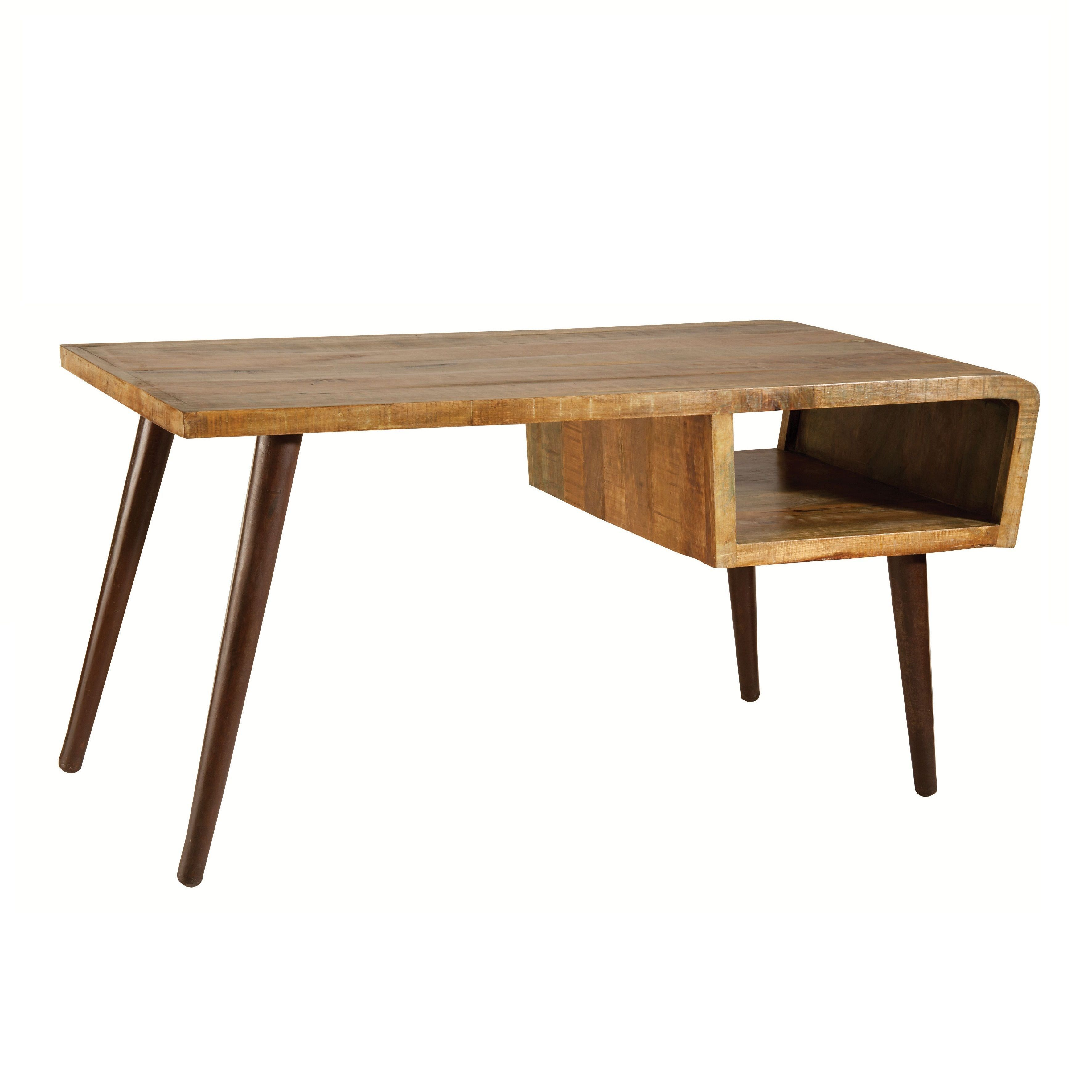 Add a touch of mid century modern flair to your home with the Orbit