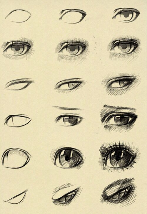 eyes reference by ryky paint draw resource tool how to tutorial instructions