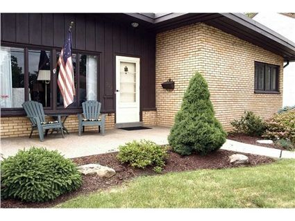 """322 McClellan, Pleasant Hills, PA 15236 —  $147,000  Wow!!Unique One-of-a-kind Contemporay on a 200 ft. deep level lot...Fabulous floor plan-Open living room/dining room with beautiful exposed hardwood floors.  Great storage area in Utility Room """"wall of built-in storage cabinets"""".  Spacious closets in each bedroom with cedar inserts.  Log burning fireplace in living room.   Guest bedroom with private enclosed sink.  One level living--Won't last...When you're ready to explore your loan…"""