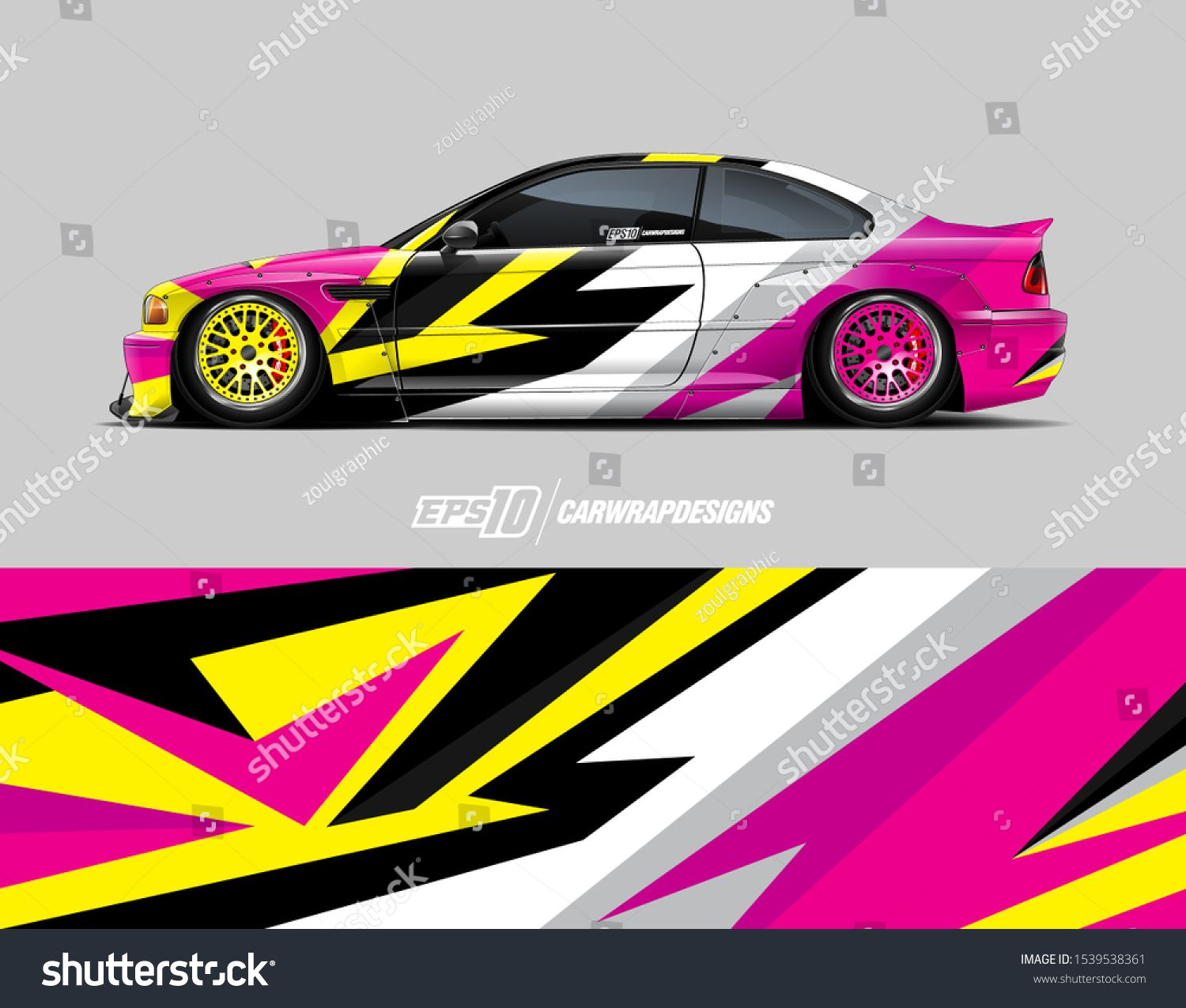 Race Car Wrap Decal Designs Abstract Background For Racing Livery Or Daily Use Car Vinyl Sticker Full Vector Car Wrap Car Custom Cars [ 1275 x 1500 Pixel ]