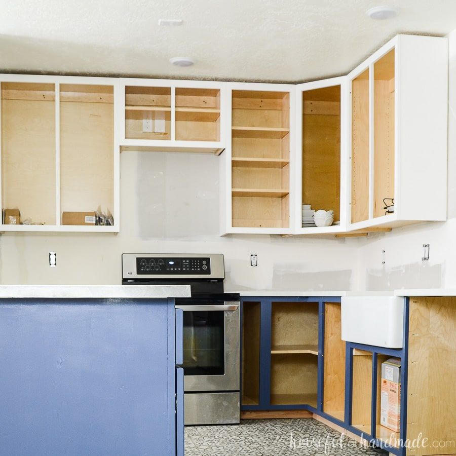 How to Build Cabinets   Built in cabinets, Cabinet, Face ...