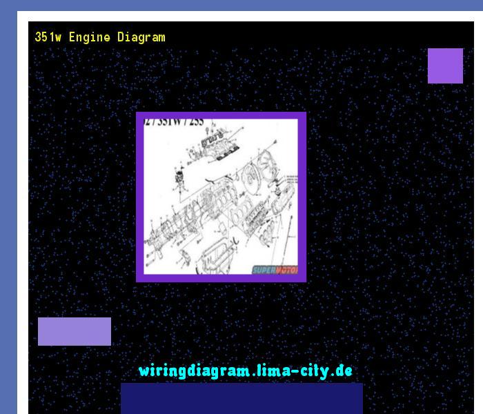 351w engine diagram wiring diagram 175955 amazing wiring diagram rh pinterest com