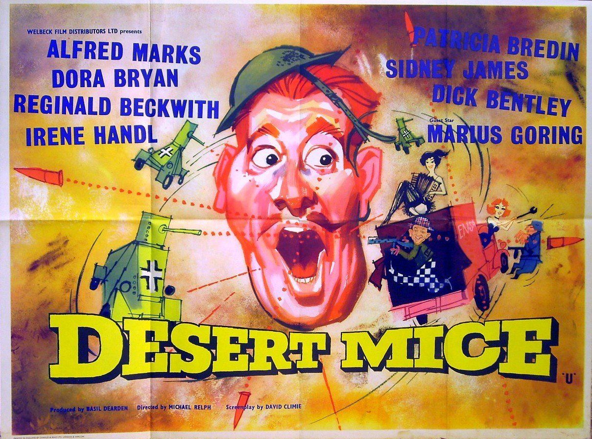 Download Desert Mice Full-Movie Free