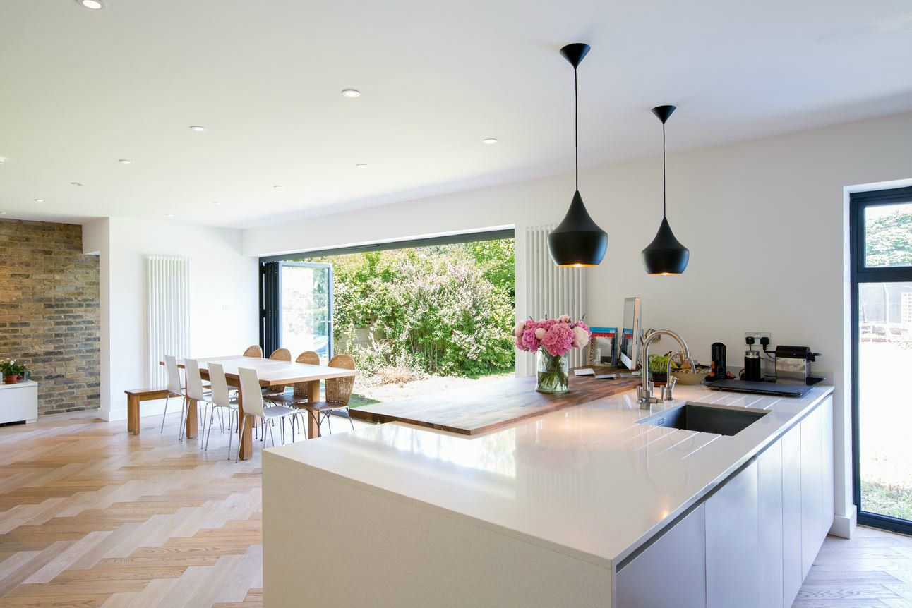 Kitchen Diner Extension Design House Extension Ideas Designs House Extension Photo Gallery