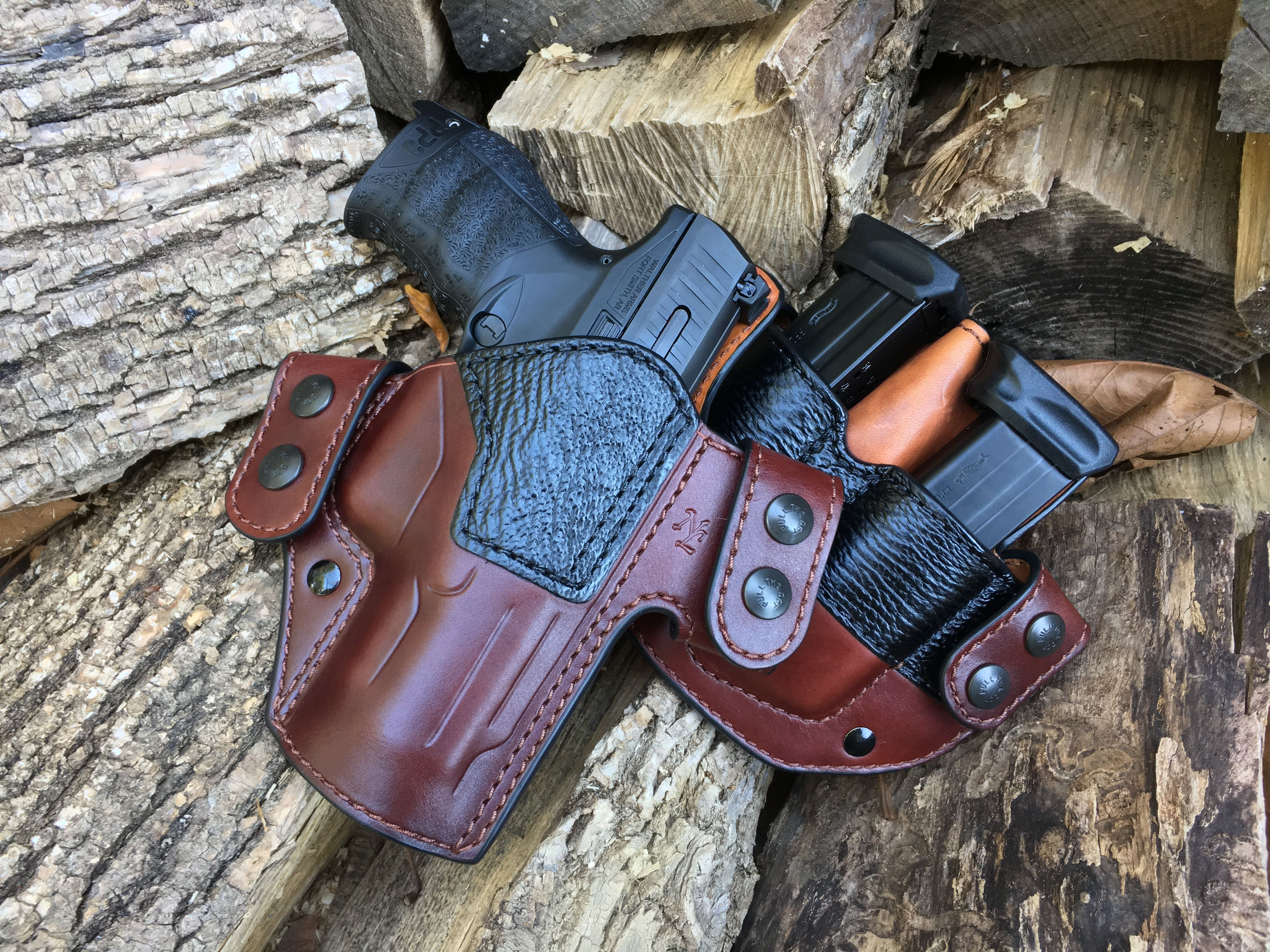 Pin on Nightingale Leather Holsters