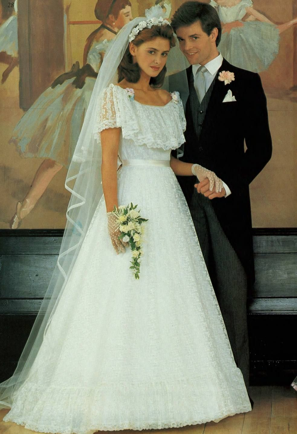 Pronuptia - 1983   Irish wedding dresses,
