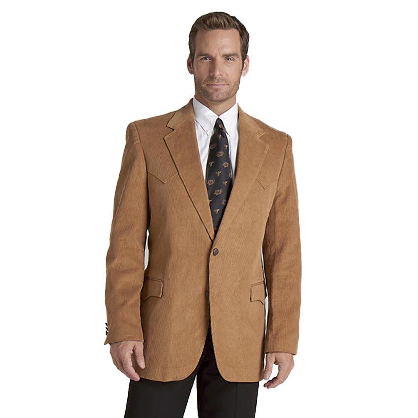 Circle S Men's Corduroy Sport Coat | Sport coat