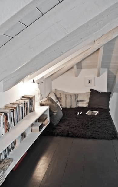 20+ The Best Simple Attic Storage Room Ideas