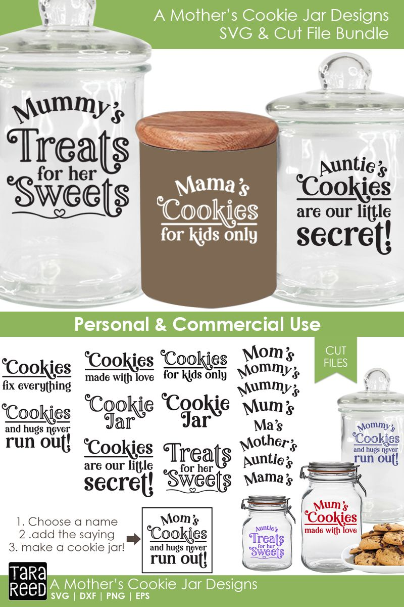 Download Cookies Made With Love Svg - Layered SVG Cut File ...